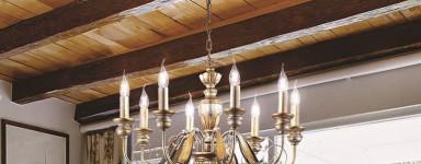 Luminaires et décoration style bastide maison de famille de charme | Comptoir des Lustres