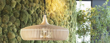 Luminaires esprit nature ambiance zen | Comptoir des Lustres