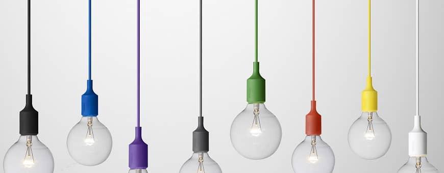 Luminaires et décoration colorés - Design pop jeune habitat | Comptoir des Lustres