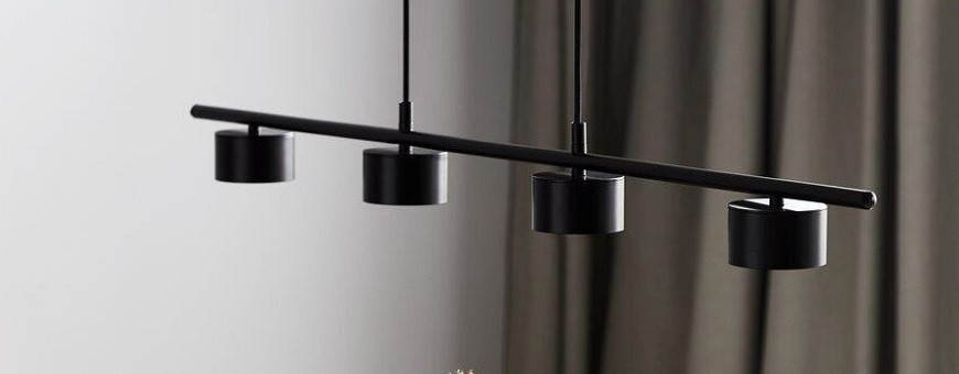 Luminaires et décoration au style contemporain élégant   Comptoir des Lustres