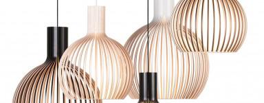 Luminaires au design scandinave - décoration nordique| Comptoir des Lustres