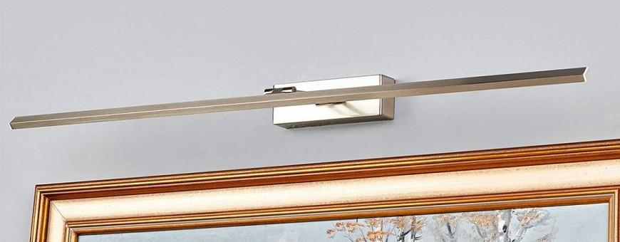 Eclairage et appliques pour tableaux   Comptoir des Lustres