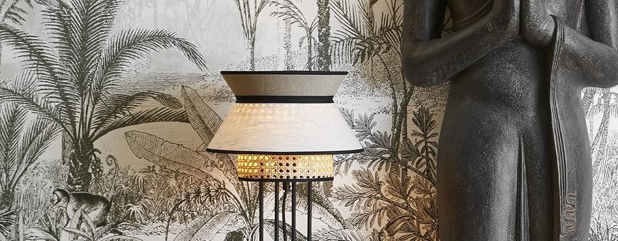 Sélection de luminaires inspirés par le voyage | Comptoir des Lustres
