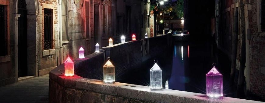 Sélection de lampes nomades, sans fil, rechargeables, solaires | Comptoir des Lustres