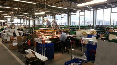 Atelier fabrication luminaires