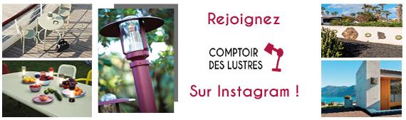 Compte Instagram de Comptoir des Lustres