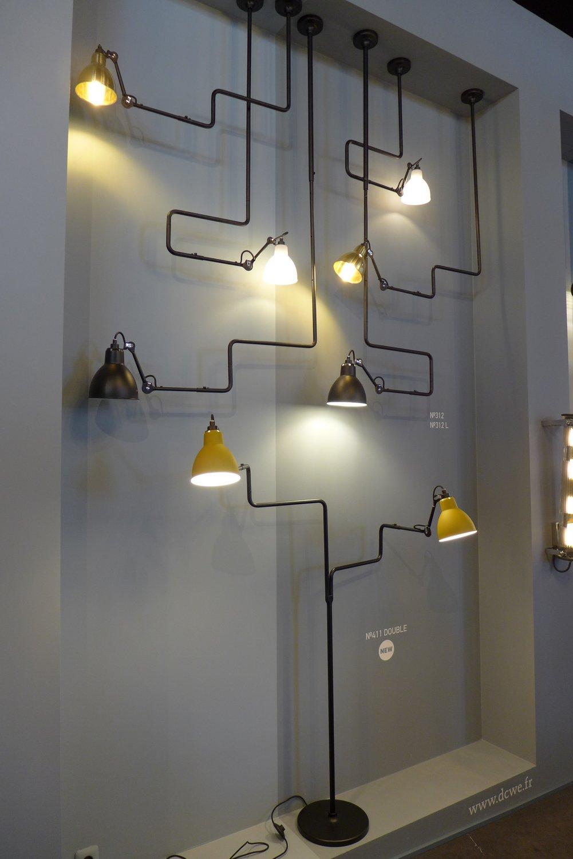 Lampe Gras Double par DCW Editions