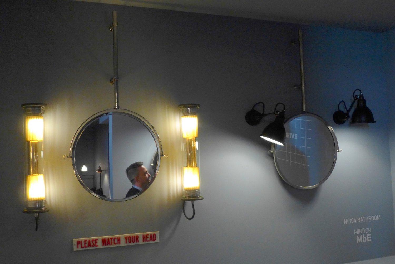 Nouveaux miroirs de salle de bain DCW Editions