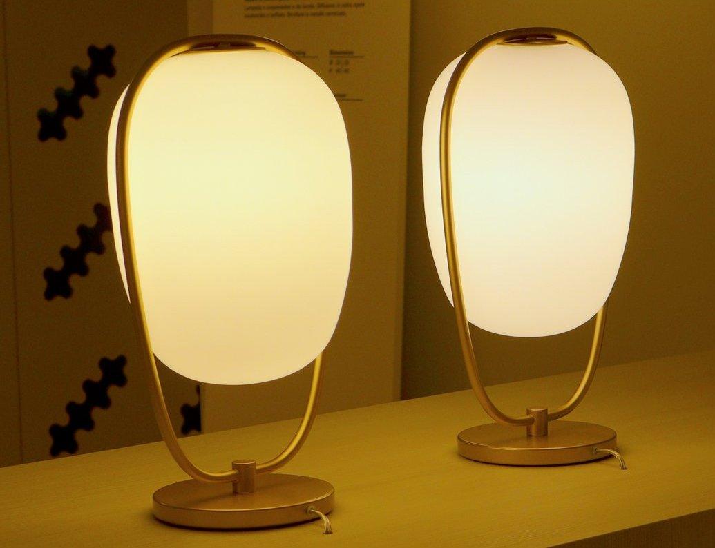 Lampes Kundalini Euroluce 2017