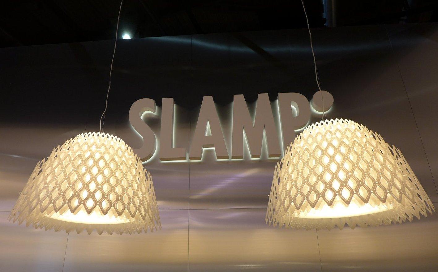 Stand Slamp Euroluce 2017