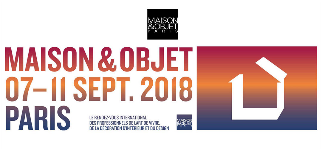 salon maison objet septembre 2018. Black Bedroom Furniture Sets. Home Design Ideas