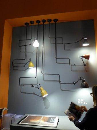 Lampe Gras Maison&Objet janvier 2016
