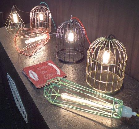 luminaires cage - Maison&Objet janvier 2016