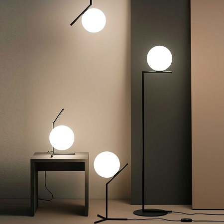 Conseils pour éclairage et choix de luminaires et lampes