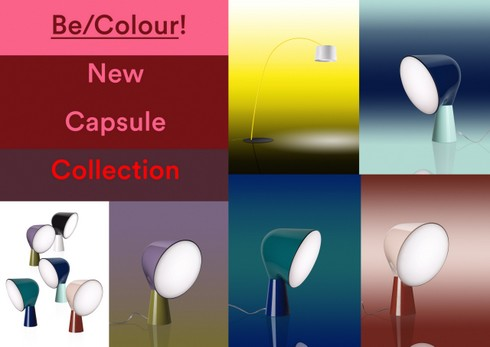 Collection capsule Be/Color Foscarini