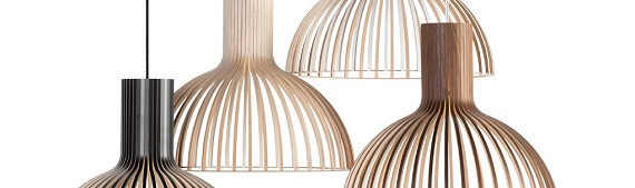 luminaires scandinaves Secto Design