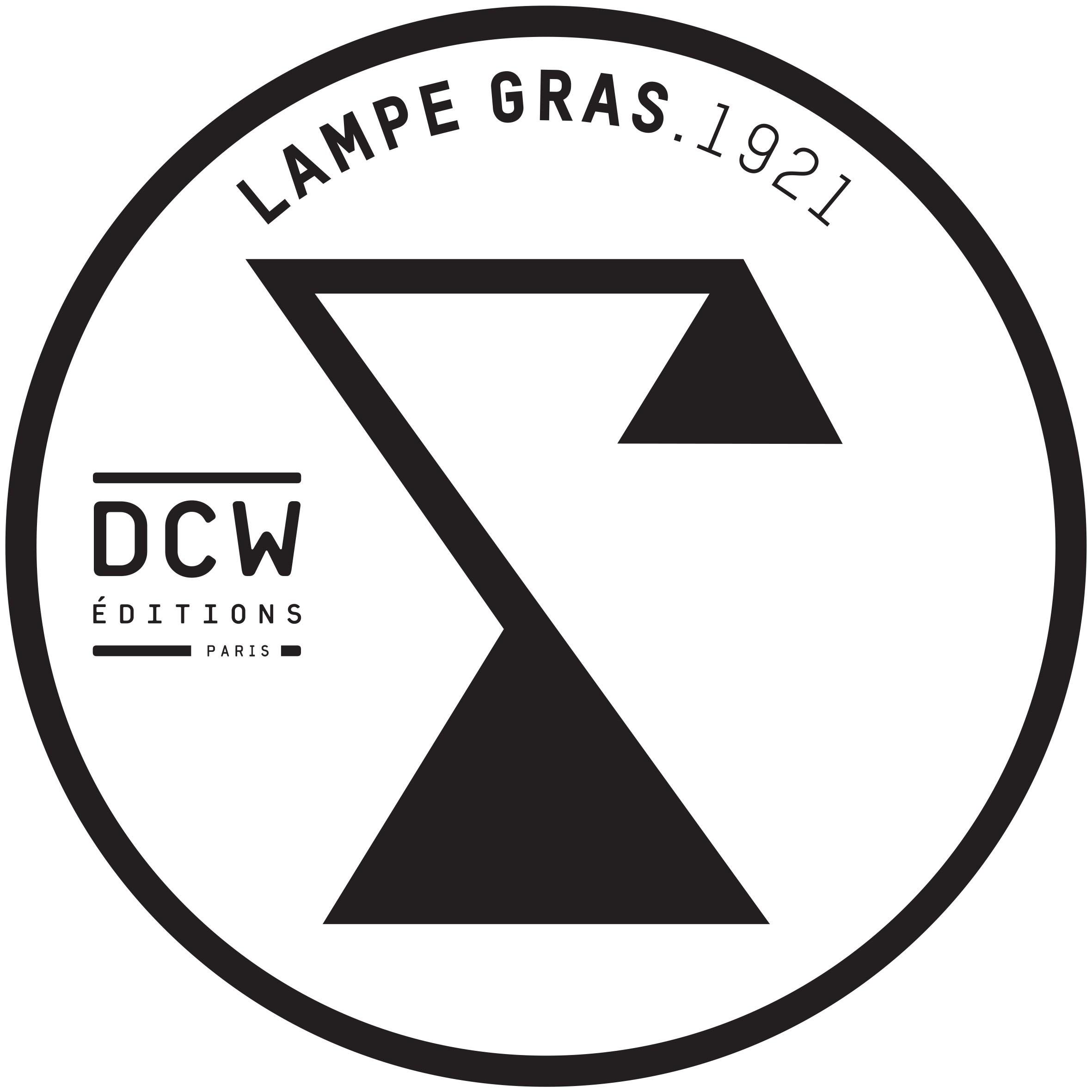 Lampe Gras par DCW éditions